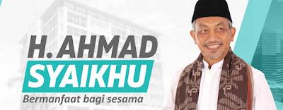 Ahmad Syaikhu Sapa Pedagang Pasar Cirebon