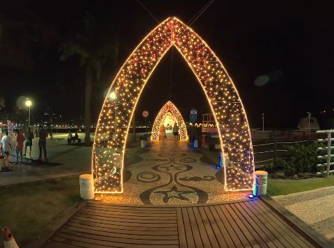 Iluminação de Natal de BC
