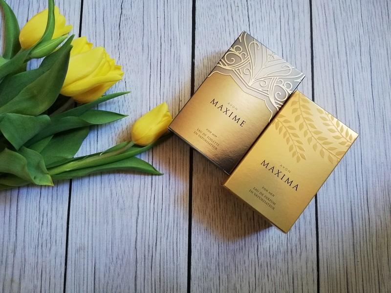 Avon Maxima  woda perfumowana