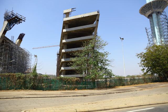 millenium promise under construction