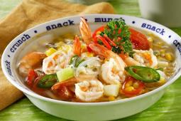 Resep Sup Udang Jagung Manis Enak, Hidangan Berkuah Praktis Untuk Makan Malam Keluarga Tercinta