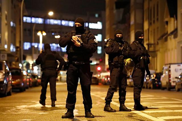 Νεκρός από τα αστυνομικά πυρά ο δράστης της επίθεσης στο Στρασβούργο (βίντεο)