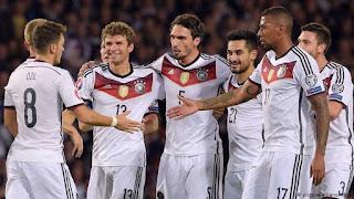موعد مباراة ألمانيا و مقدونيا الشمالية من تصفيات كأس العالم 2022
