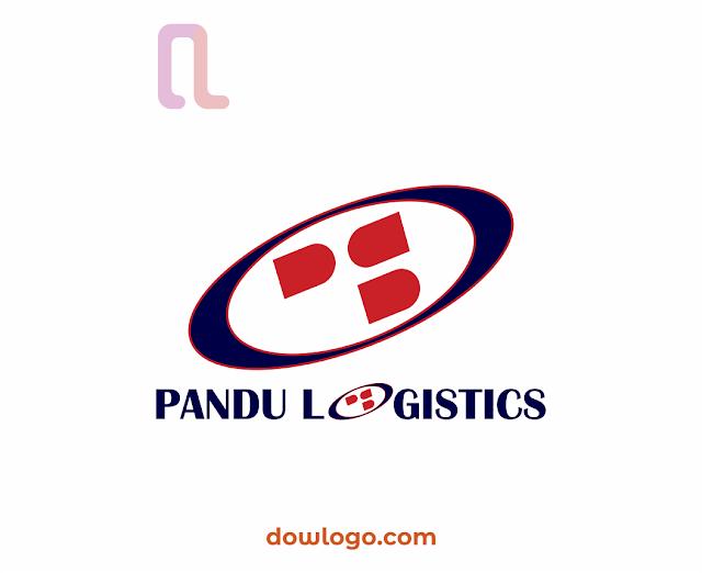 Logo Pandu Logistics Vector Format CDR, PNG