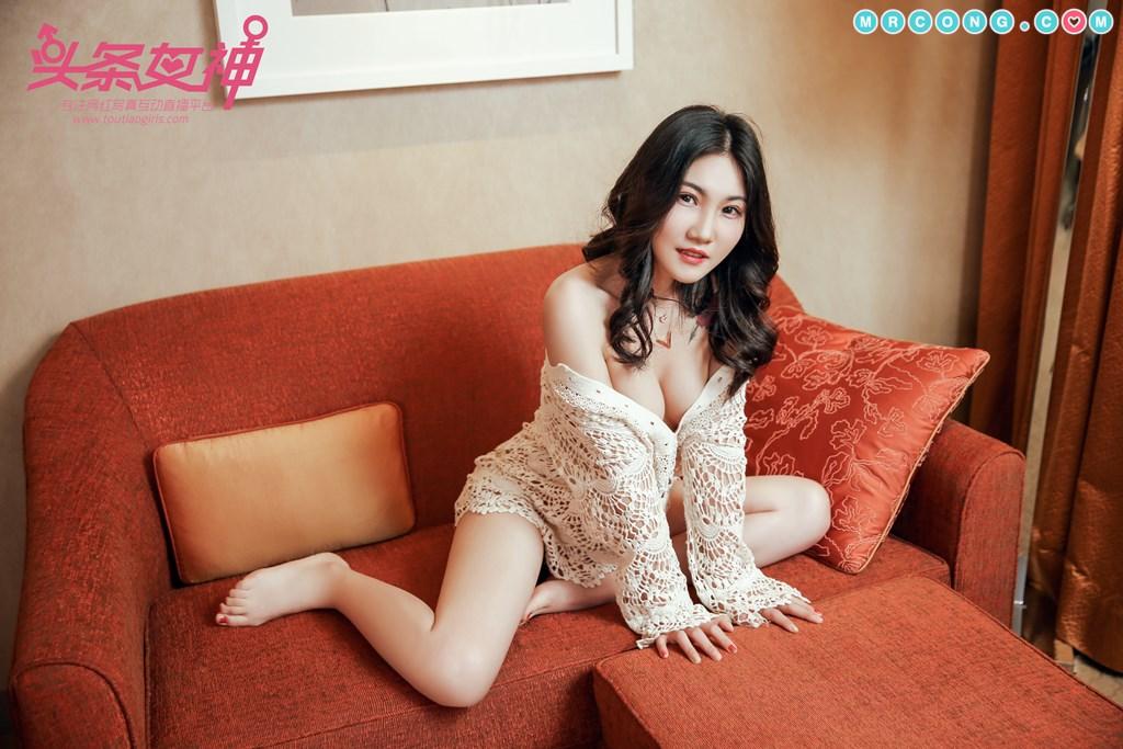 Image TouTiao-2018-04-14-Wan-Jun-MrCong.com-009 in post TouTiao 2018-04-14: Người mẫu Wan Jun (婉君) (26 ảnh)