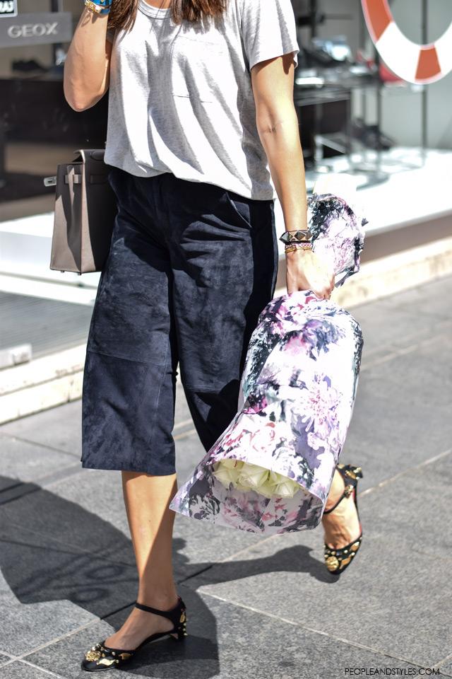 Ulična moda u Zagrebu: nekoliko osunčanih stajlinga, street style fashion back to school