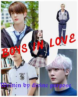 boys in love-Episode 11