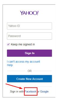 Yahoo com logon
