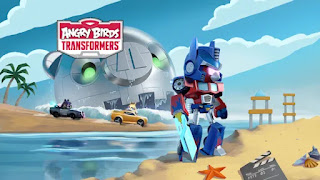 تحميل لعبة Angry Birds Dream Blast مهكرة