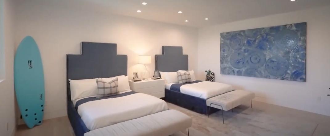 39 Interior Design Photos vs. 1355 Berea Pl, Pacific Palisades, CA Luxury Home Tour