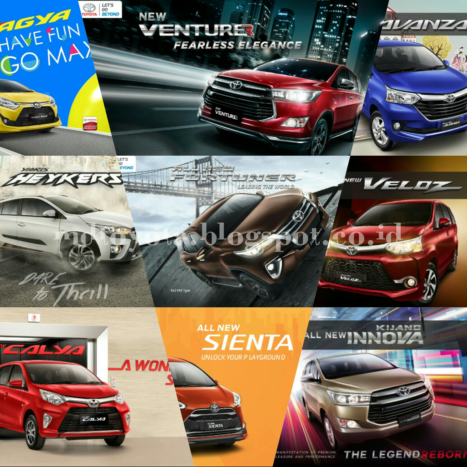 Kompresi Grand New Avanza 2016 Jual Velg Veloz Harga Toyota Jogja April 2018  0823 2323 1219