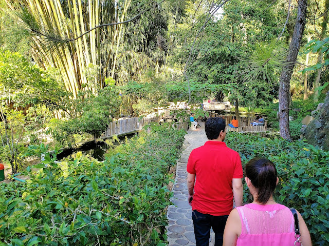 laguna botanical gardens el salvador