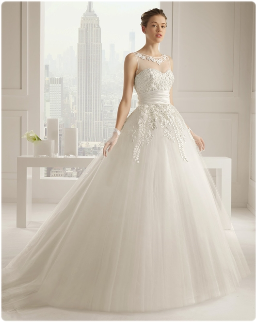 Brautkleider für Winter 2016