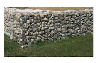 mur soutenement gabion