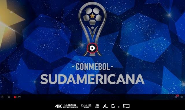 Copa Sundamericana en vivo