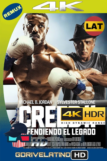 Creed II: Defendiendo el Legado (2018) BDRemux 4K HDR Latino-Ingles MKV