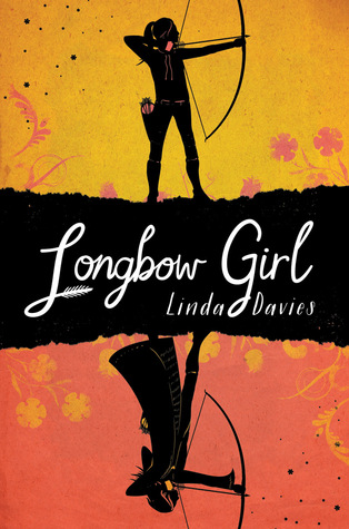 Longbow Girl book cover