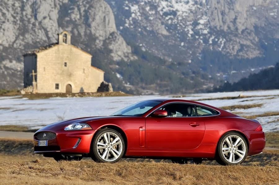 Jaguar XK (X150) - Ideas To Chill