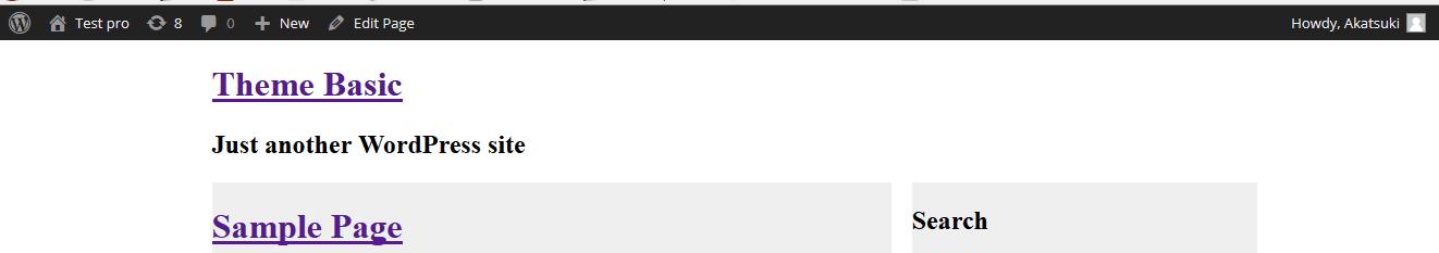 Cách ẩn thanh admin tool bar trong wordpress