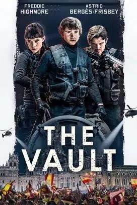 فيلم The Vault 2021 مترجم اون لاين