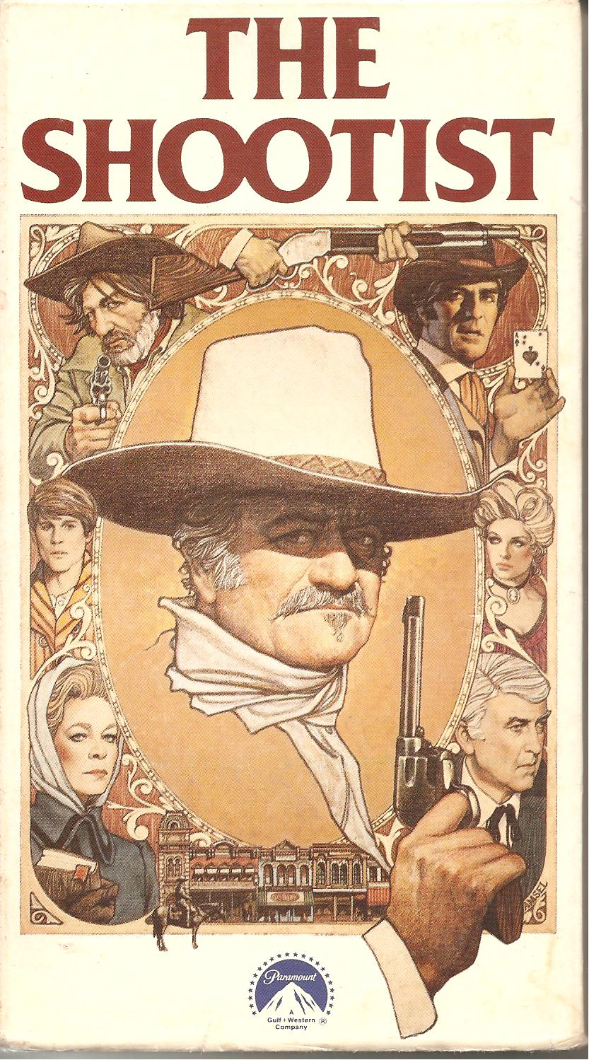 Schuster At The Movies The Shootist 1976