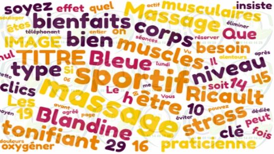 Massage sportif à domicile sur la Côte Bleue;