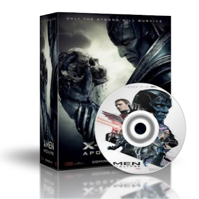 X-Men: Apocalypse 2016 HdRip_Mp4-1080p Latino