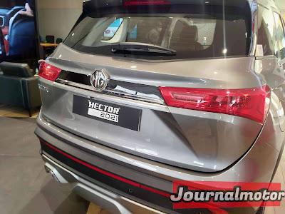 MG Hector Shine launch