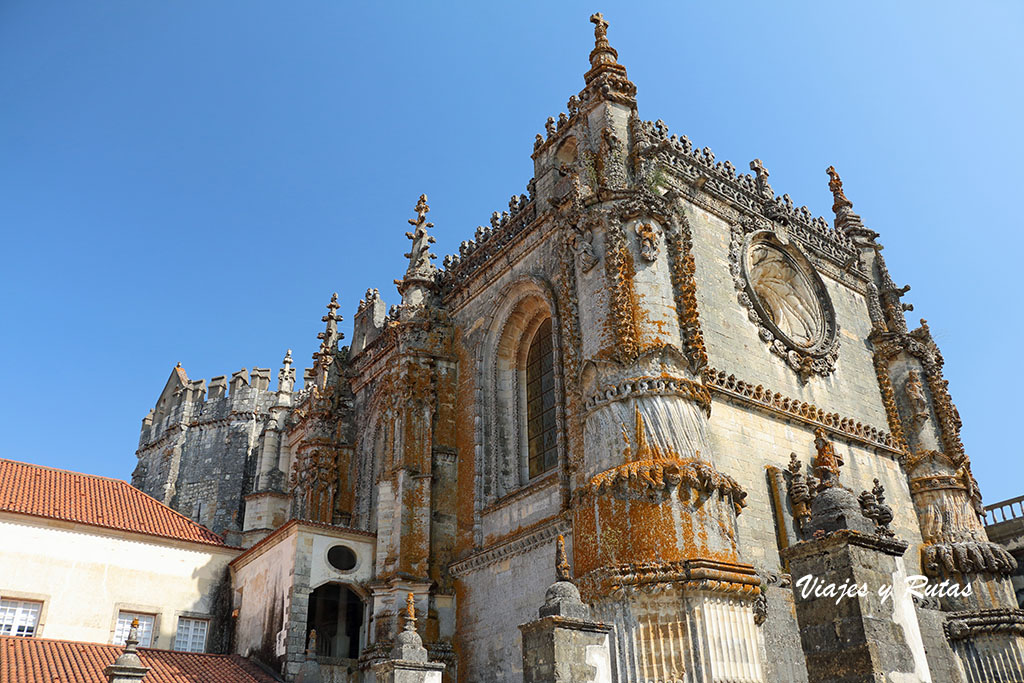 Iglesia del Monasterio de Tomar