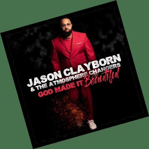 GRAMMY AWARD NOMINATED SINGER-SONGWRITER JASON CLAYBORN PASSES THE MILLION MARK ON PANDORA! | @JASONCLAYBORN