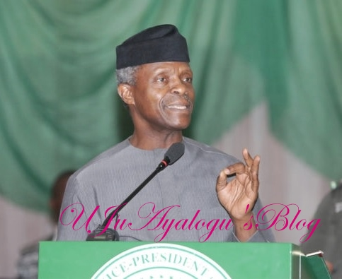 I & Oshiomhole, Can Never Be Defeated, Will Reclaim Akwa Ibom – Pastor Osinbajo
