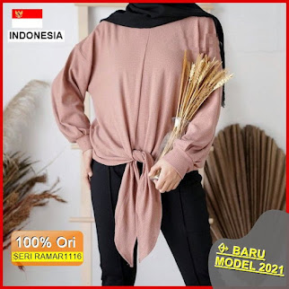 RAMAR1116 NEW SET ALYADIA BLOUSE TOP BARU 2021