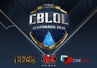 League of Legends Final 2ª Etapa 2016 - Dia 09/07/2016 sábado às 12hs no Cinema Centerplex no North Shopping Barretos