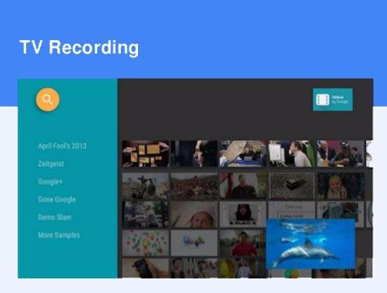 Android 7.0 N fitur merekam tv android