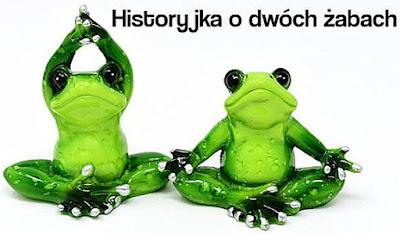 Historyjka o dwóch żabach.