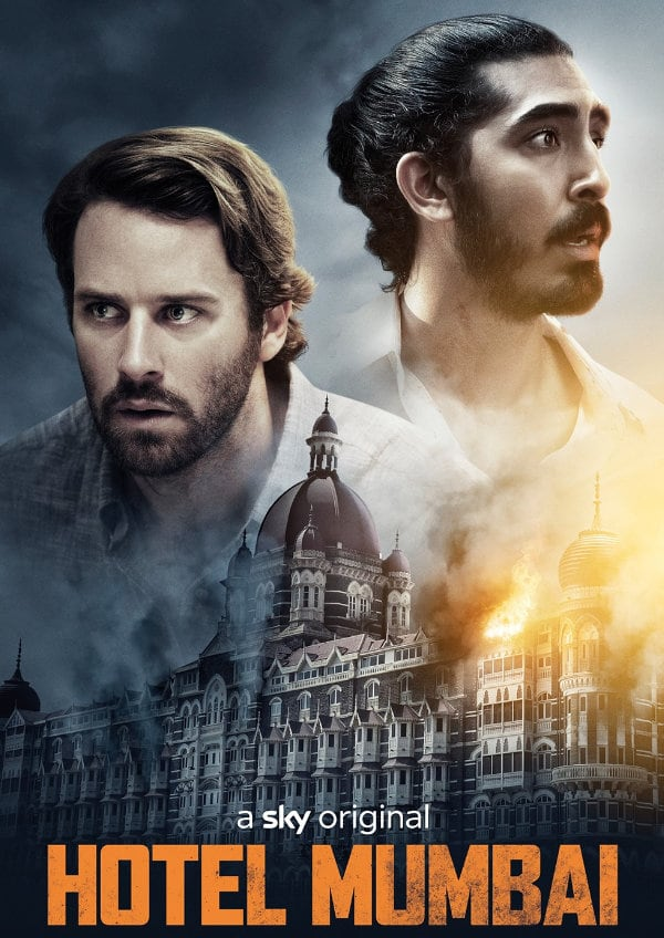 Hotel Mumbai (2019) Hindi ORG 720p HDRip 900MB