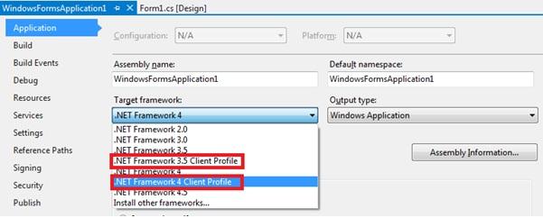 Microsoft .NET Framework 4 Client Profile installation error