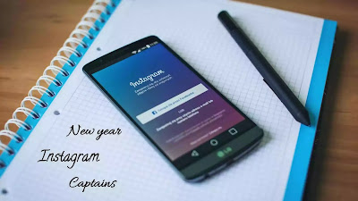 The Best Instagram Captions for the New Year (2021) for You