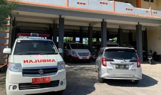 Sering Kehabisan BBM, Ambulans Milik PSC Bulukumba Sakit dan Terbengkalai