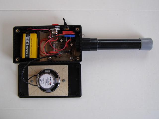 جهاز تحديد الهدف 12F675 Pinpointer