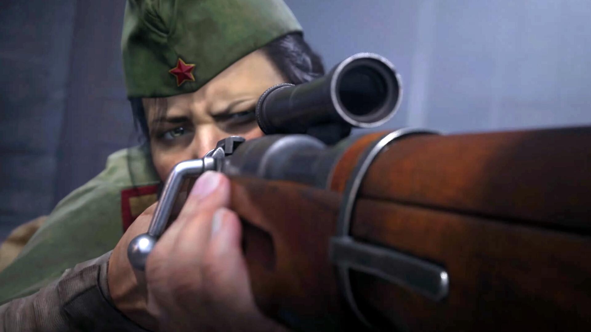 Call of Duty Vanguard, o multiplayer é revelado no trailer de anúncio