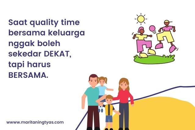 beraktivitas BERSAMA keluarga