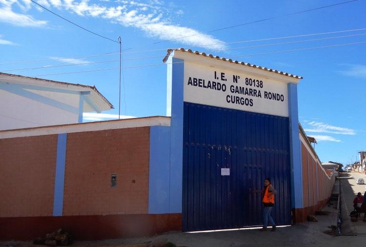 Colegio 80138 ABELARDO GAMARRA RONDO - Curgos