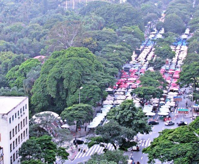 Feira Hippie Belo Horizonte, informações, horários, todas as dicas