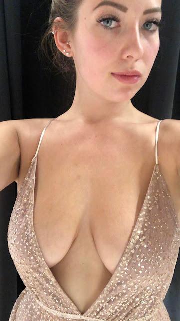 Alanna Pearson boobs