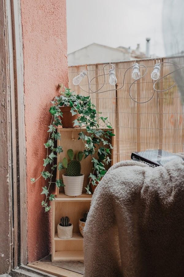 decorar balcon, decoracion, balcon, como decorar, interiorismo, esenciaindie.