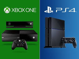 Xbox or PlayStation 4 Giveaway