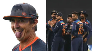 Hogg drops shock star opening batsman from his India XI for T20 World Cup