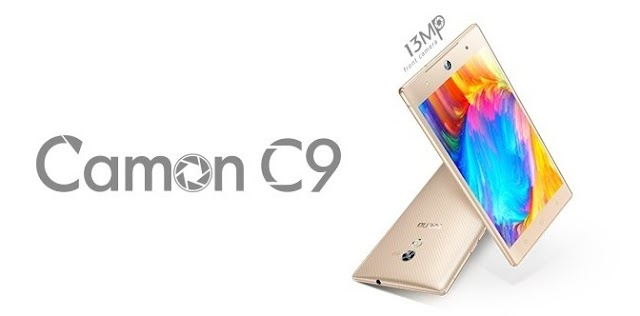 Tecno Camon C9 Price in Nigeria, Specs and Review