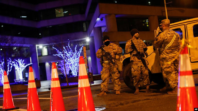 Polisi Capitol Dukung Peningkatan Keamanan Perjalanan Anggota Legislatif